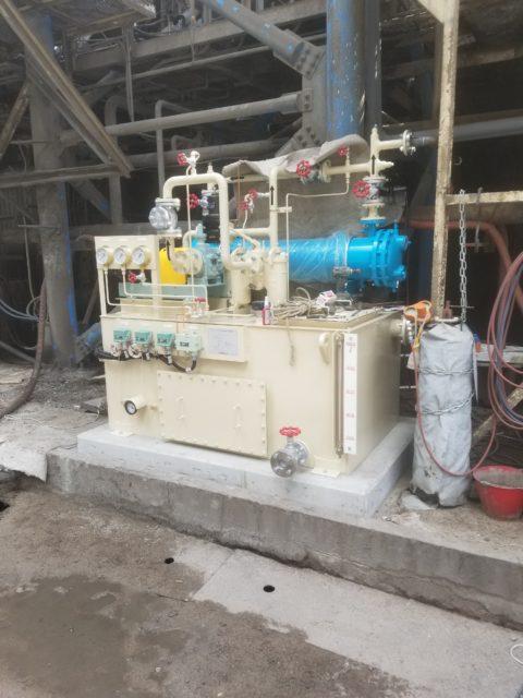 低圧給油ユニット